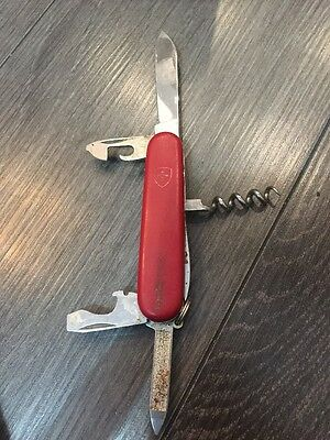 Swiss Army Knife / Veritable Victorinox  / Couteau Suisse Spartan