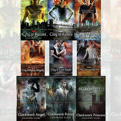 Cassandra Clare Mortal Instruments Infernal Devices Kindle Books on CD epub mobi