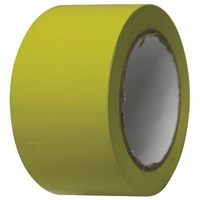 Marking Tape,Roll,2In W,108 ft.L,Yellow CONDOR 6FXW0