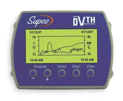 Data View Logger,Temp and Humidity SUPCO DVTH