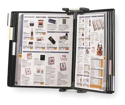 "20"" Document Display, Black ,Tarifold, WA271"