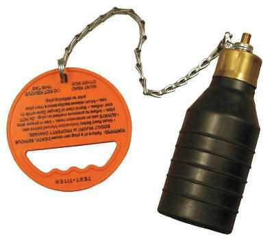 TEST-TITE 83756 Pressure Relief Test Plug, 1-1/2 In