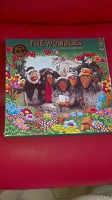 The Wombles - 3 record box set collection - Vinyl LPs 1974