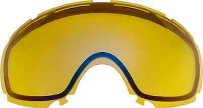 Zero Replacement Lenses For Oakley Canopy Snow Goggle Light Yellow Mirror