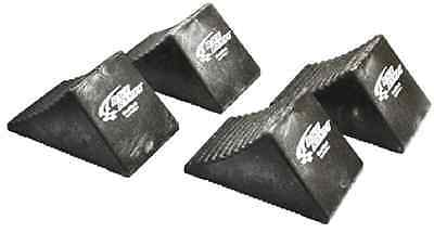 Race Ramps RR-WC Rubber Wheel Chock, Set of 4