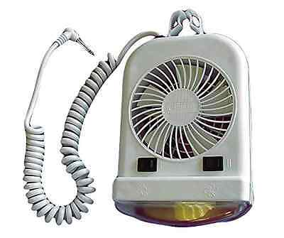 Fasteners Unlimited 001-103 12 V Bunk Fan with Light Combo