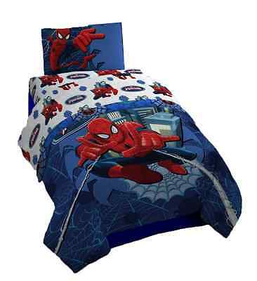 Marvel Ultimate Spiderman - 3-Piece Twin Sheet Set