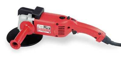 MILWAUKEE 5460-6 Right Angle Polisher, 7/9 In, RPM 0-1750
