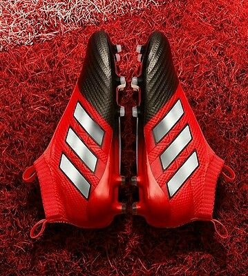 Brand New and authentic adidas ace 17+ Purecontrol FG UK Size 9.5