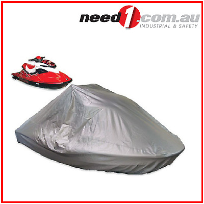 JMV Jet Ski Cover, 90cm x 340cm x 160cm, Suitable For 2-3 Seaters