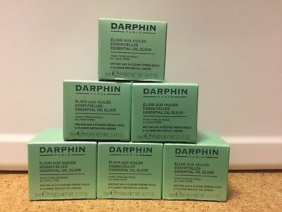 6 x Darphin 8-Flower Nectar Oil Cream 30ml/1oz In Total