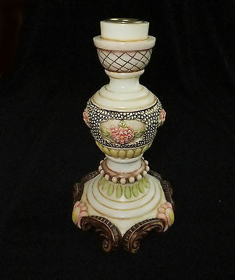 "Harmony Kingdom Chandelia Candlestick ""Pomona"" Mint Condition!! Beautiful!!"