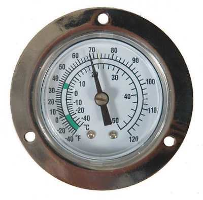 Analog Panel Mount Thermometer, 1EPF1