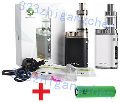 Eleaf iStick Pico 75W mit MELO 3 Mini Atomizer + Sony Akku Verdampfer Full Kit