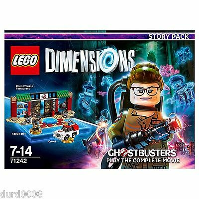 Ghostbusters 2016 (Ghost Busters) - Story Pack - Lego Dimensions - 71242 - New