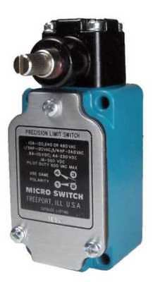 Enclosed Limit Switch, 480VAC, Honeywell Micro Switch, 6LS2-L