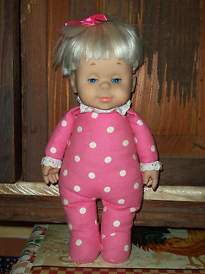 Drowsy Doll, Battery Operated