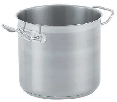 Stainless Steel Stock Pot,27 Qt. VOLLRATH 3506