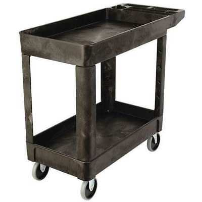 Utility Cart,500 lb. Load Cap. RUBBERMAID FG450089BLA