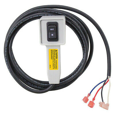 DAYTON 4X088 Wired Winch Remote, For 4Z327 and 5W474