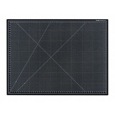 Cutting Mat,48x36 in,Black VANTAGE 10674