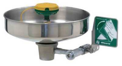HAWS 7460 Axion MSR Unmounted-Mounted Eyewash Station with Stainless Steel Bowl