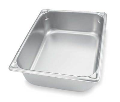 VOLLRATH 30222 Pan, Half-Size, 4.3 Qt