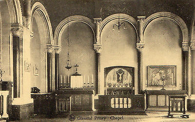 GLENSTAL PRIORY CHAPEL LIMERICK IRELAND POSTCARD by Ern. Thill Bruxelles