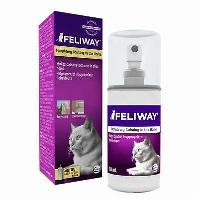 Feliway Spray 60 ml (English)
