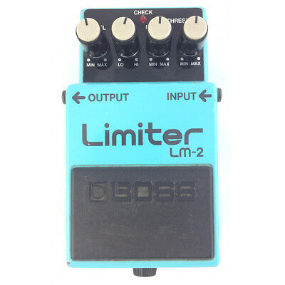 Boss LM-2 Limiter made in Japan