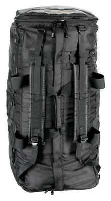 "Uncle Mike'S 30"" Gear Bag w/ Straps, Black Side Armor, 53492"