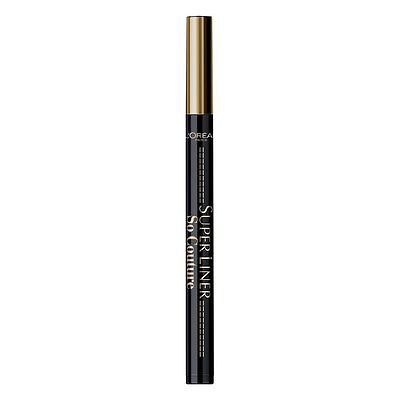 Loreal Super Liner So Couture 001 Black NEW