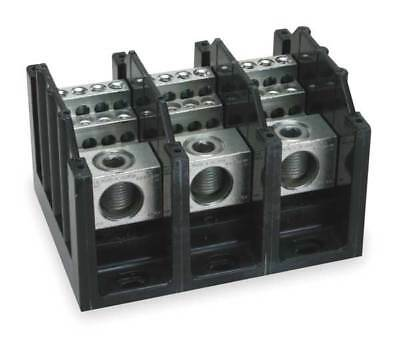 "4.00"" Power Distribution Block, 600VAC/DC, Bussmann, 16370-3"