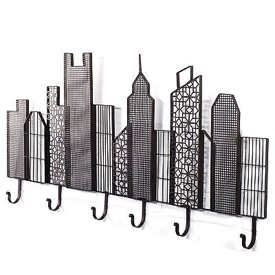 "MODERN KARE COAT RACK ""SKYLINE"" 