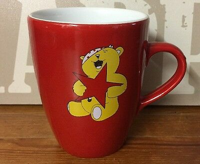 Rare Collectable 'Pudsey' BBC Children In Need Mug By Tams