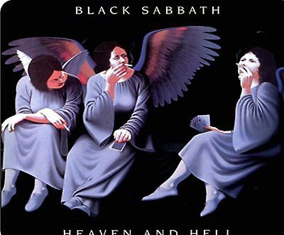 Black Sabbath Heaven & Hell Dio Iommi Mousemat