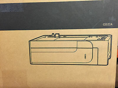 NEW BOXED HP Colour LaserJet CLJ CP3525/CM3530 500 Sheet Feeder CE522A