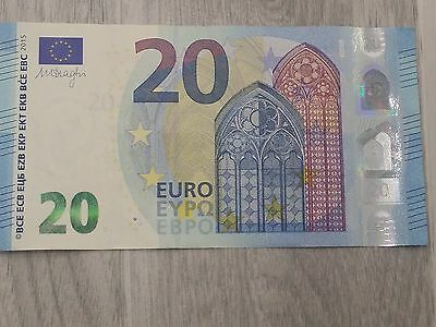 €20 Repeater euro Banknote