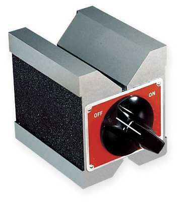 STARRETT 566 Magnetic V-Block, 1 3/4 In Capacity