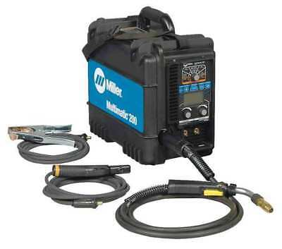 MILLER ELECTRIC 907518 Wire Feed Welders, MIG/STICK/DC TIG