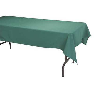 "96"" Tablecloth, Forest Green ,Phoenix, TO5296-FO"