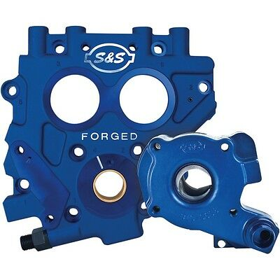 S&S Cycle Tc3 Cam Plate And Oil Pump Kit 310-0731 For Harley 1999-2006 Twin Cam