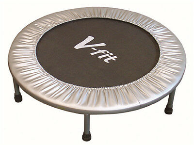 High Quality Mini Fitness Trampoline For Aerobic Workout, Jogging, Bouncing
