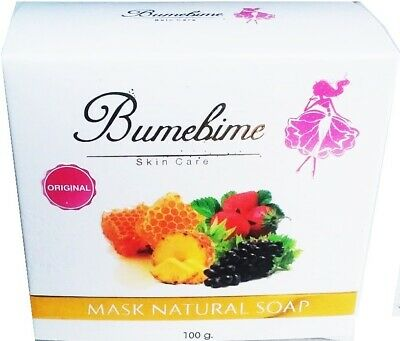Bumebime Soap Body Skin Can Be Very Fast Double White New Thai Original 1x 100g