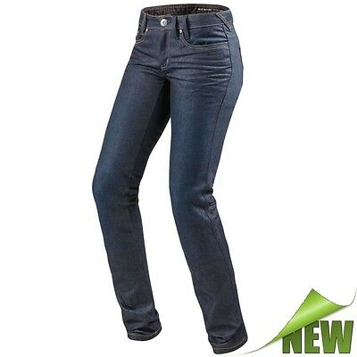 REV'IT! MADISON LADIES 2 RF Damen Motorrad Jeans - blau