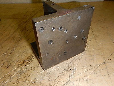 Machinist Angle Plate Jig Fixture Setup Milling Grinding Welding Tooling