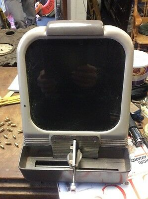 Vintage 1940s Kodak Kodaslide Table Viewer Model A - Works