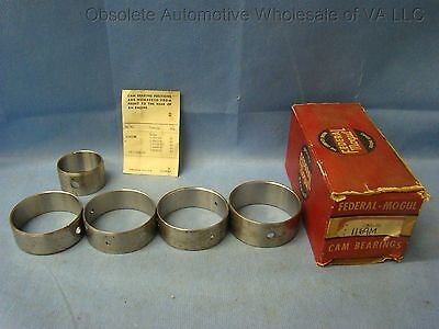 1952-58 Chrysler Dodge 241 260 270 276 290 315 325 330 341 Camshaft Bearing Set