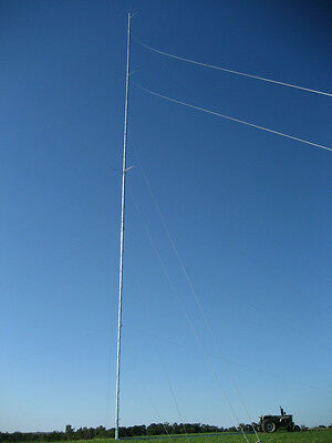 NRG 60xhd Meteorological Tower