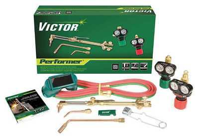 VICTOR 0384-2046 Gas Welding Outfits, Acetylene